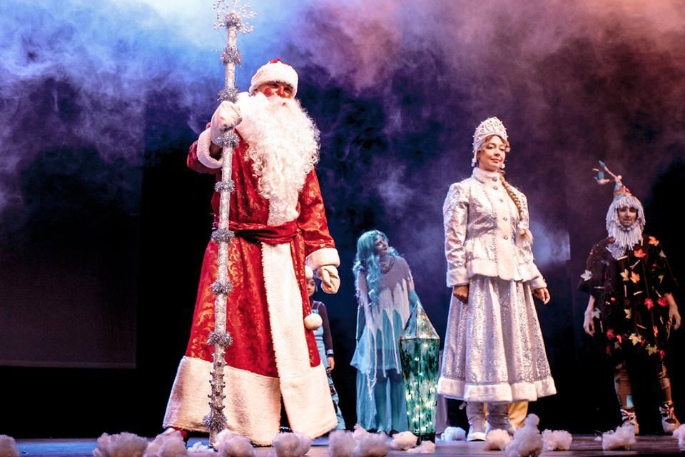 Новогодняя сказка в театре «Гавелла»