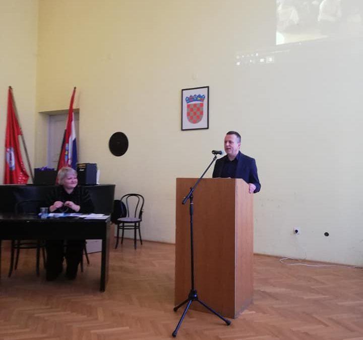 ODRŽANA redovna godišnja skupština udruge ruskog govornog područja u Međimurju Kalinka.