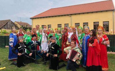 Белый монастырь. /Beli Manastir / Международный Фестиваль «Шелковый путь»