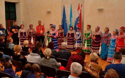 U ritmu ruske glazbe – koncert i Jesenjin u Ludbregu. Dvorac Batthyany.