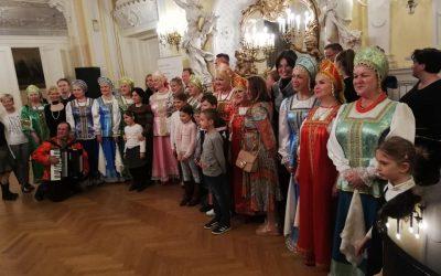 Празднование 10-летия национального меньшинства в Риеке,, Русский Дом,,