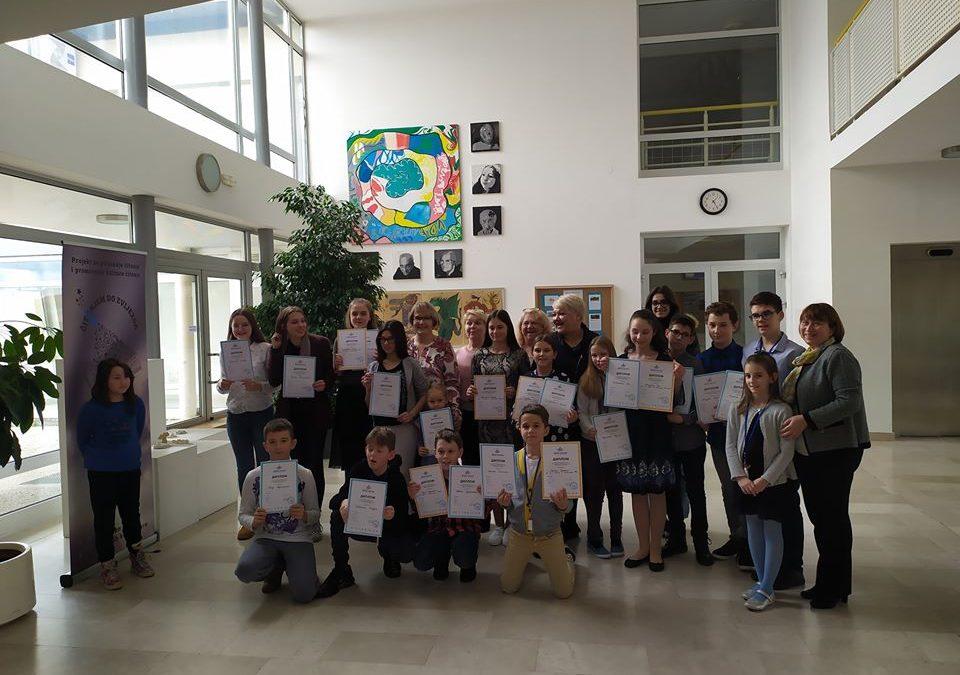 """10.Smotra stvaralaštva djece i mladeži """"Ruska riječ"""""""